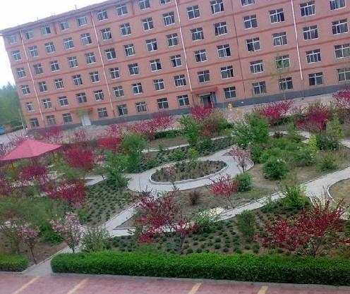 中国地质大学长城学院简介高清图片
