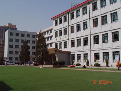 北京市海淀实验中学图片