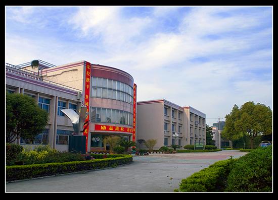 杭州市余杭区实验小学图片