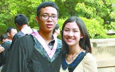 武大学霸情侣同时考取美国名校 彼此是对方进步动力
