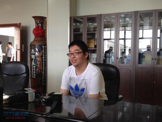 2014年安徽高考文科状元:合肥168中学罗瀚宁