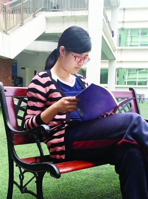 苏州2014年高考状元:刘一懿、周萌、金滢