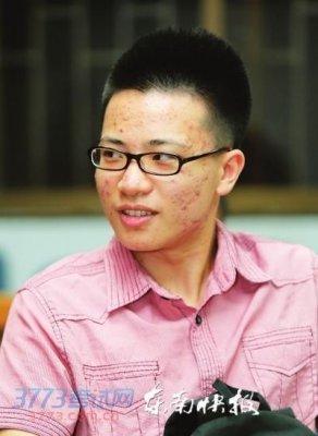 2014年福建高考文科状元林子晗:爱红楼梦爱唱歌