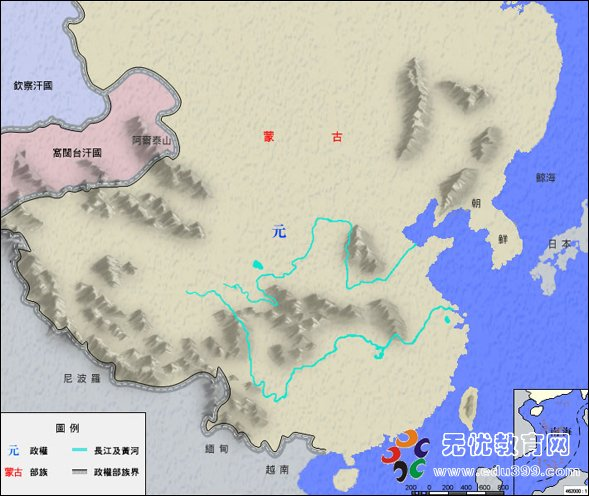 中国面积最大的省