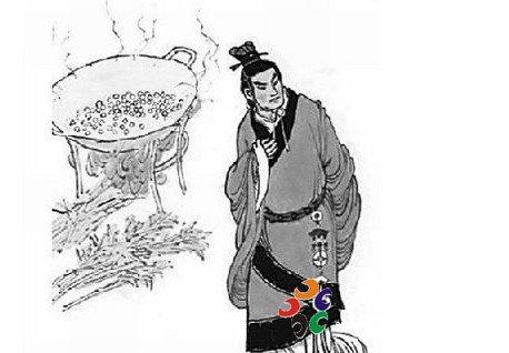 煮豆燃萁的故事主角