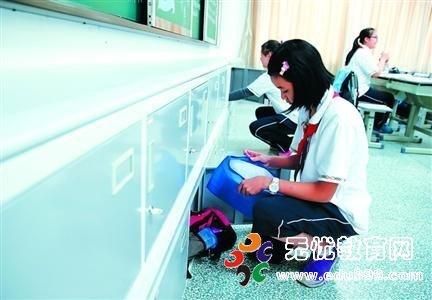 高考改革后,高中将现大规模走班教学