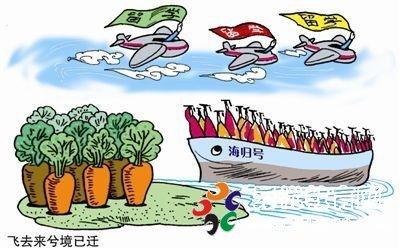 收不回来的海外留学成本 留学生海归现状堪忧