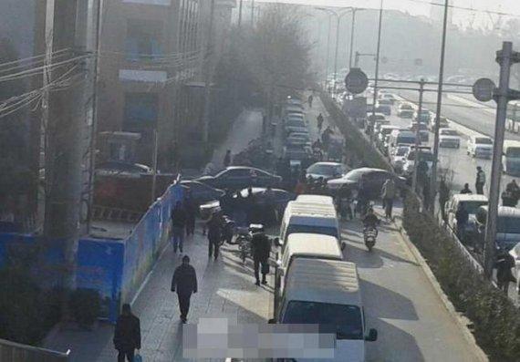 北京清华附中工地倒塌伤亡情况如何