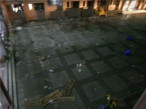 贵州普定县学生打砸学校 教育局长等多人被免