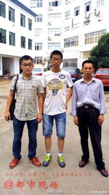 2015年江西高考文科状元:虞筱隽朱攀637分并列第一